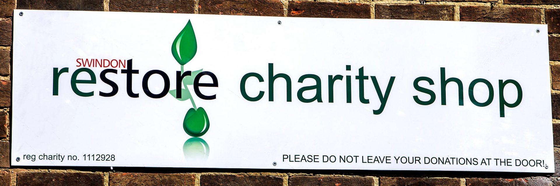 Swindon Restore Charity Shop