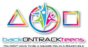 Back on Track teens Logo