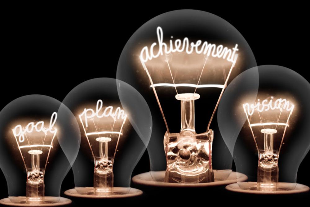 Lightbulbs to boost self-esteem